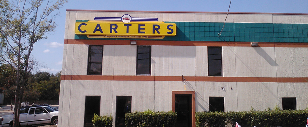 Carters Transmission Repair